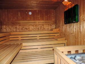 Wellness -Sauna
