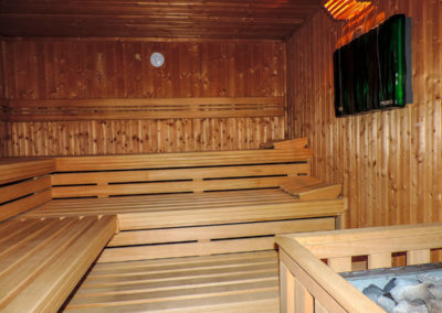 Wellness -Sauna