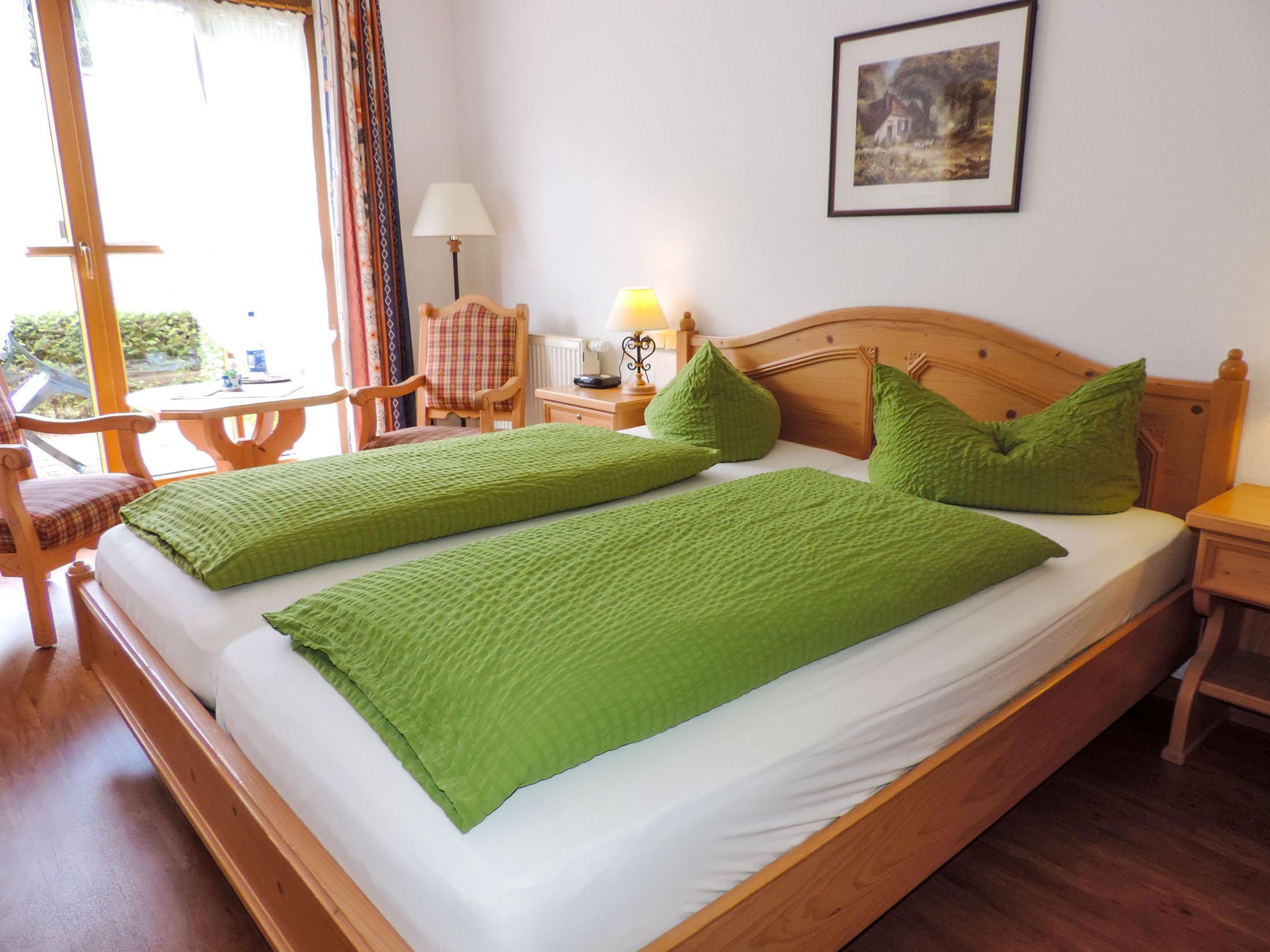 Doppelzimmer Hotel Zum Sonnenhof
